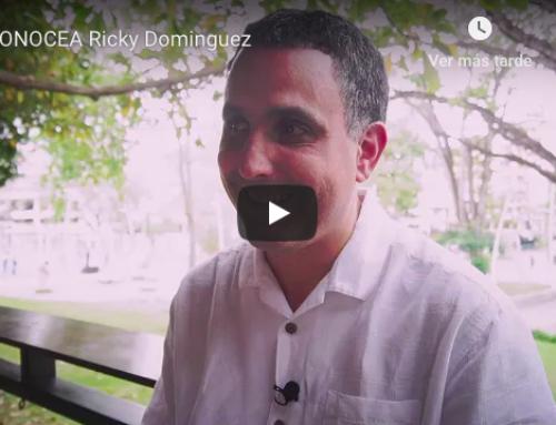 #CONOCEA Ricky Dominguez